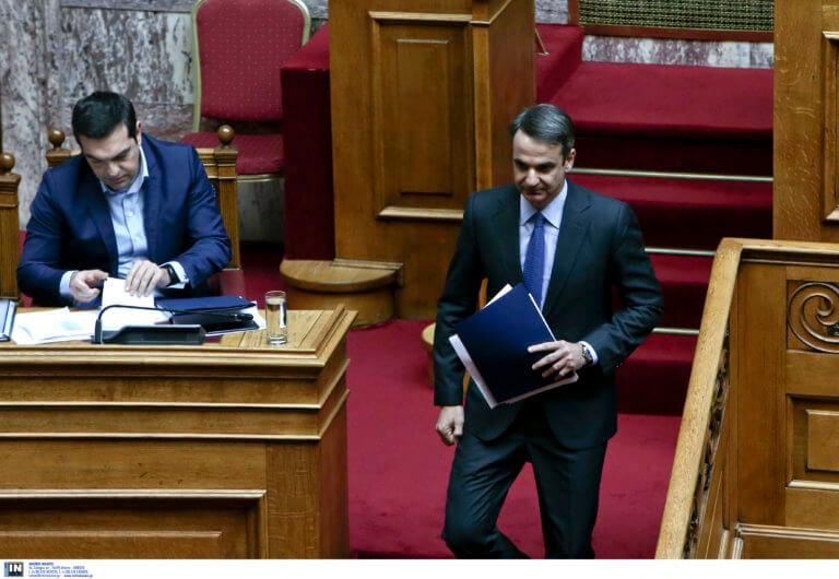 «Μάχη» Τσίπρα – Μητσοτάκη για το δημογραφικό με… Αντετοκούνμπο και 2.000€ ανά παιδί | Newsit.gr