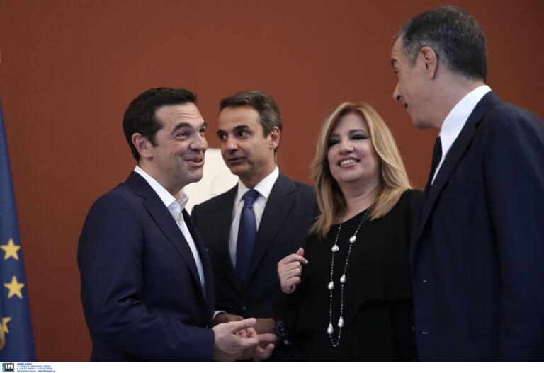 Τσίπρας καλεί Γεννηματά και Θεοδωράκη: Ήττα του ΣΥΡΙΖΑ σημαίνει νίκη της δεξιάς