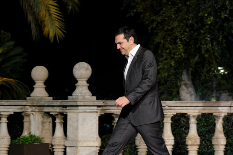 «Μυστικός δείπνος» Τσίπρα και κορυφαίων υπουργών με έξι εφοπλιστές   Newsit.gr