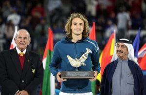 Τσιτσιπάς: «Χρυσάφι» στο Ντουμπάι! Τόσα θα πάρει ο Έλληνας τενίστας
