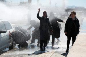 Τουρκία: Επεισόδια μετά την αυτοκτονία Κούρδου απεργού πείνας [pics]