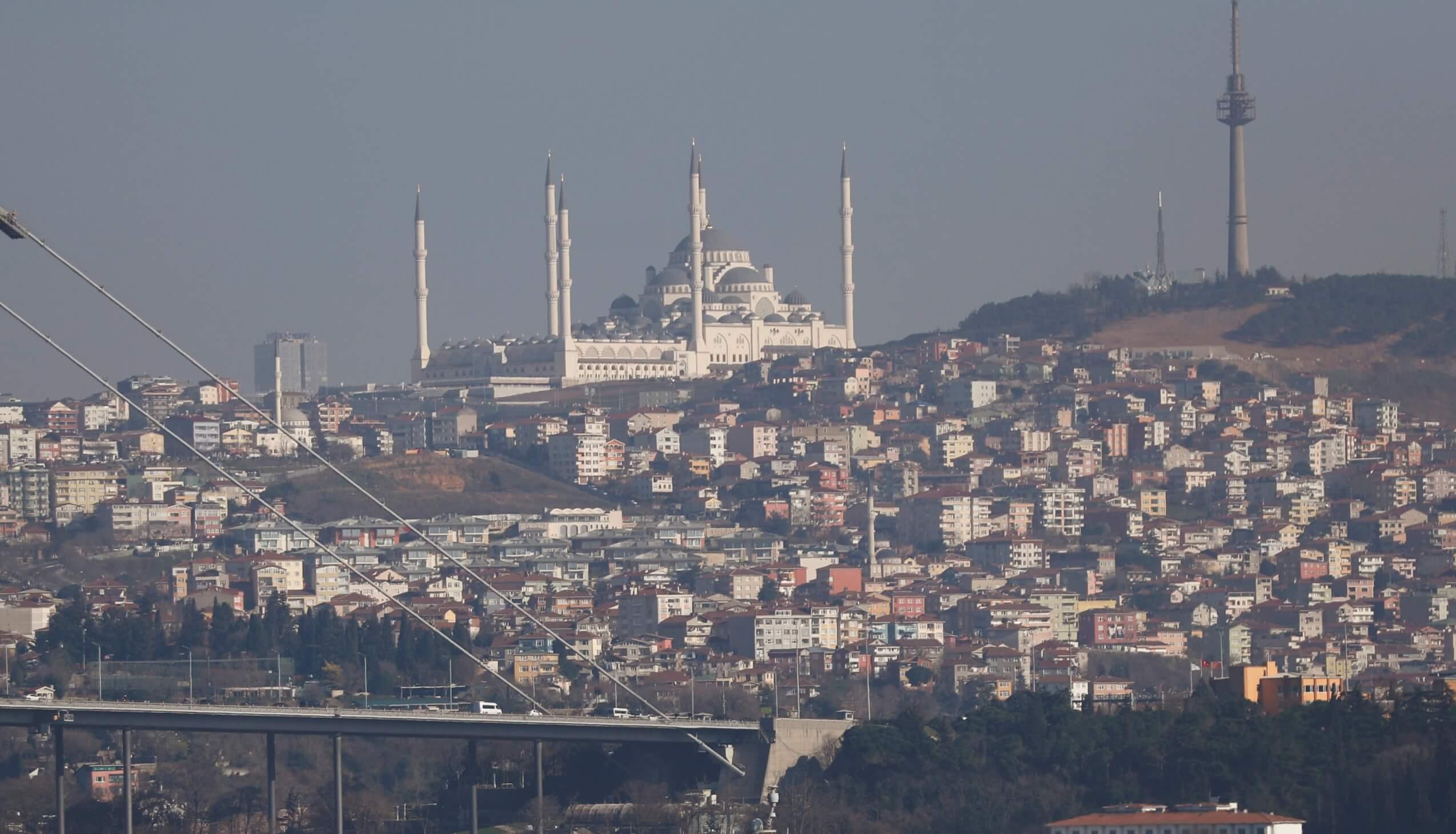 Κάτω από το 20% έπεσε ο πληθωρισμός στην Τουρκία τον Φεβρουάριο