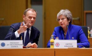 Τουσκ: Το Ευρωκοινοβούλιο να είναι ανοιχτό σε μακρά παράταση του Brexit