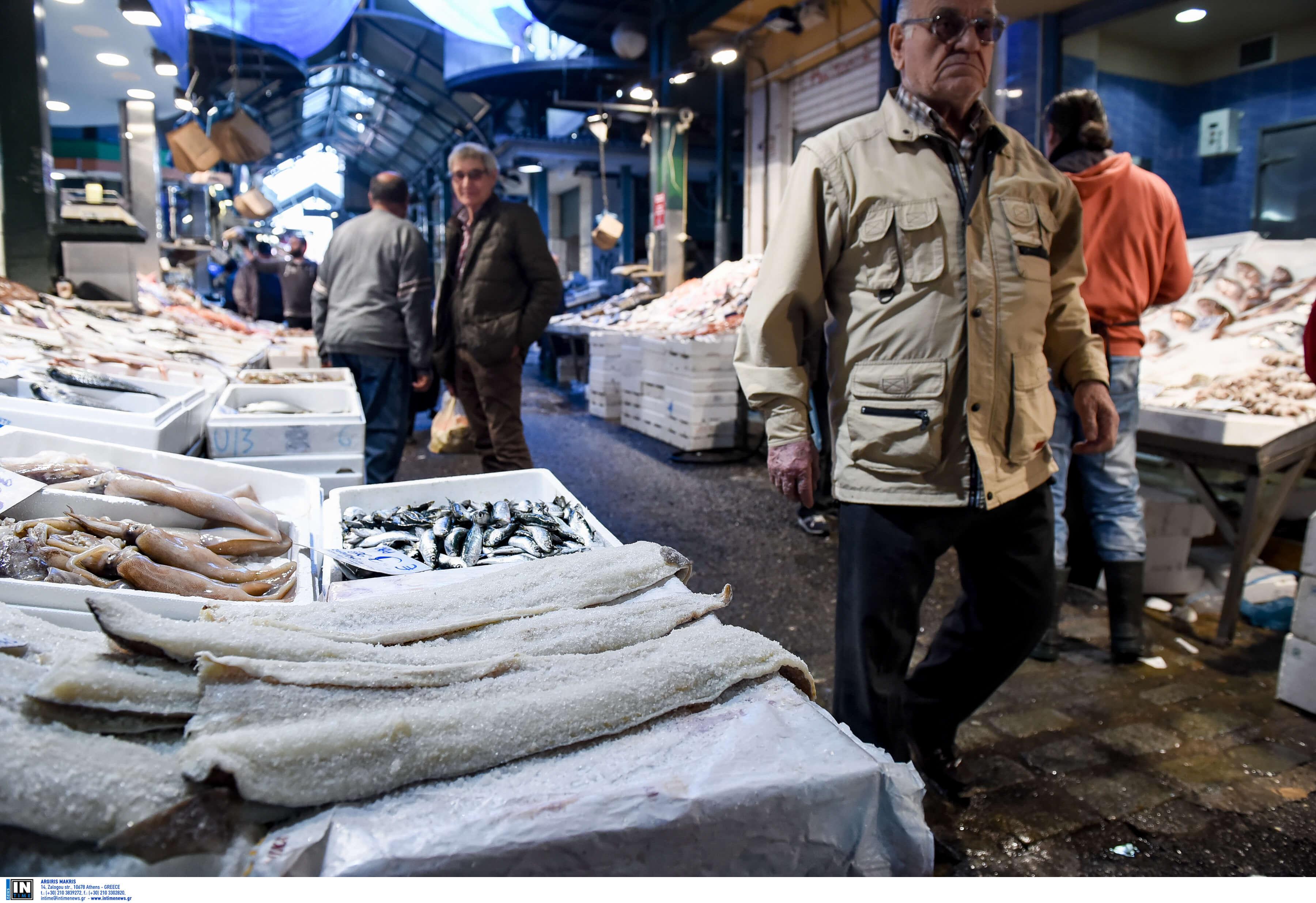 Στους ρυθμούς του… βακαλάου η αγορά Καπάνι! | Newsit.gr