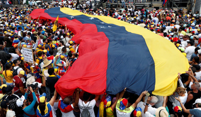 Κυρώσεις στις χώρες που στηρίζουν Βενεζουέλα ετοιμάζουν οι ΗΠΑ | Newsit.gr