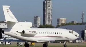 Αεροσκάφος - Βενεζουέλα