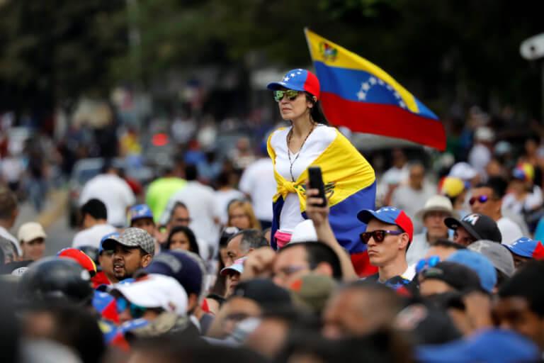Βενεζουέλα: Ο Ερυθρός Σταυρός ανακοίνωσε τη διανομή «ανθρωπιστικής βοήθειας» σε 15 ημέρες