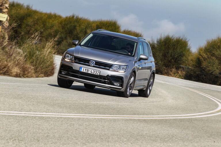 Δοκιμάζουμε το VW Tiguan 1.5 TSI Evo ACT με τους 130 ίππους [pics]