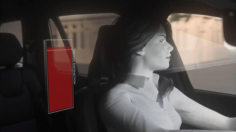 Volvo: Αισθητήρες και κάμερες για αλκοολαιμία και απόσπαση προσοχής