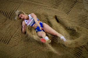 «Ασημένια» η Παπαχρήστου στη Γλασκώβη! Ατομικό ρεκόρ για την Ελληνίδα αθλήτρια