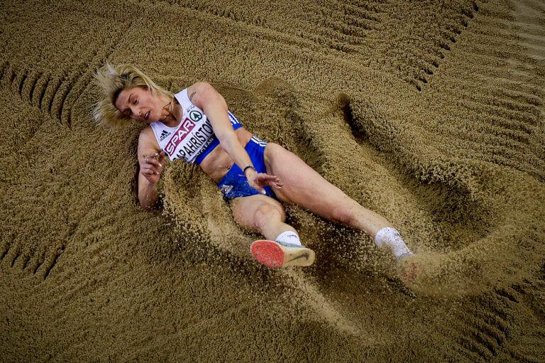 «Ασημένια» η Παπαχρήστου στη Γλασκώβη! Ατομικό ρεκόρ για την Ελληνίδα αθλήτρια | Newsit.gr