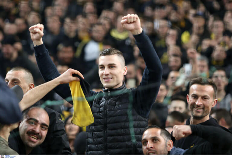 ΑΕΚ – Βράνιες: «Θα επιστρέψω στην ομάδα!» | Newsit.gr