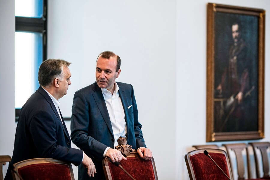 Συμφωνία Βέμπερ – Όρμπαν για παραμονή του Ούγγρου πρωθυπουργού στο ΕΛΚ