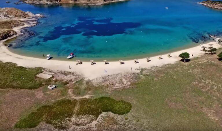 Χαλκιδική: Αυτός είναι ο απόλυτος εξωτικός παράδεισος – Εικόνες που μαγνητιζουν [vid]