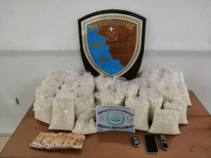 Ηγουμενίτσα: Έκρυβε εκατοντάδες χιλιάδες χάπια σε φιάλη υγραερίου – Ζαλίζει η αξία των ναρκωτικών!