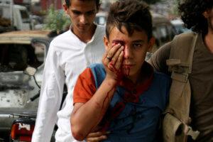 Υεμένη: Νεκροί άμαχοι από πύραυλο δίπλα σε νοσοκομείο