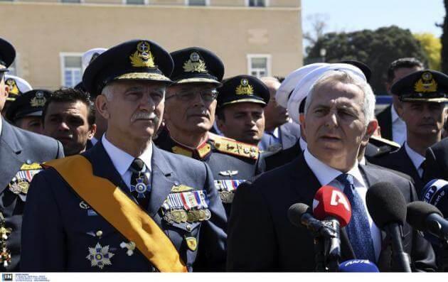 Αποστολάκης: Οι ένοπλες Δυνάμεις προστατεύουν την ακεραιότητα της χώρας