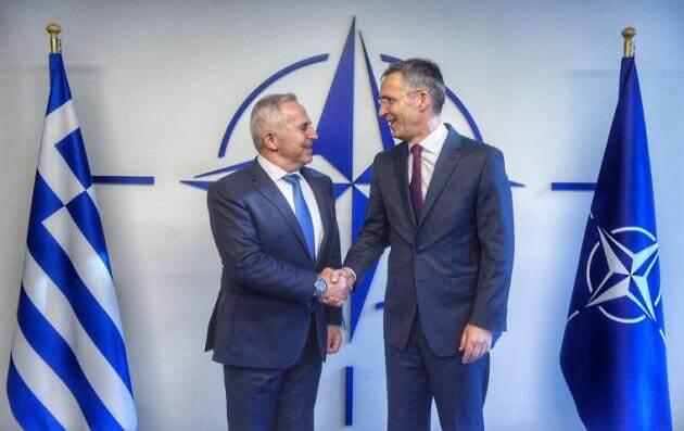 Δεύτερη η Ελλάδα στη λίστα με τις υψηλότερες αμυντικές δαπάνες εντός του NATO