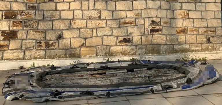 Έβρος: Νέες συλλήψεις διακινητών – Τα πειστήρια της ενοχής τους σε τρεις φωτογραφίες [pics]