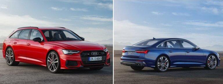 Παρουσιάστηκαν τα νέα Audi S6 και S7 Sportback [pics]