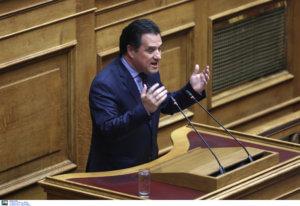 ΣΥΡΙΖΑ: Το εμφυλιοπολεμικό κήρυγμα του κ. Γεωργιάδη εκφράζει τον κ. Μητσοτάκη