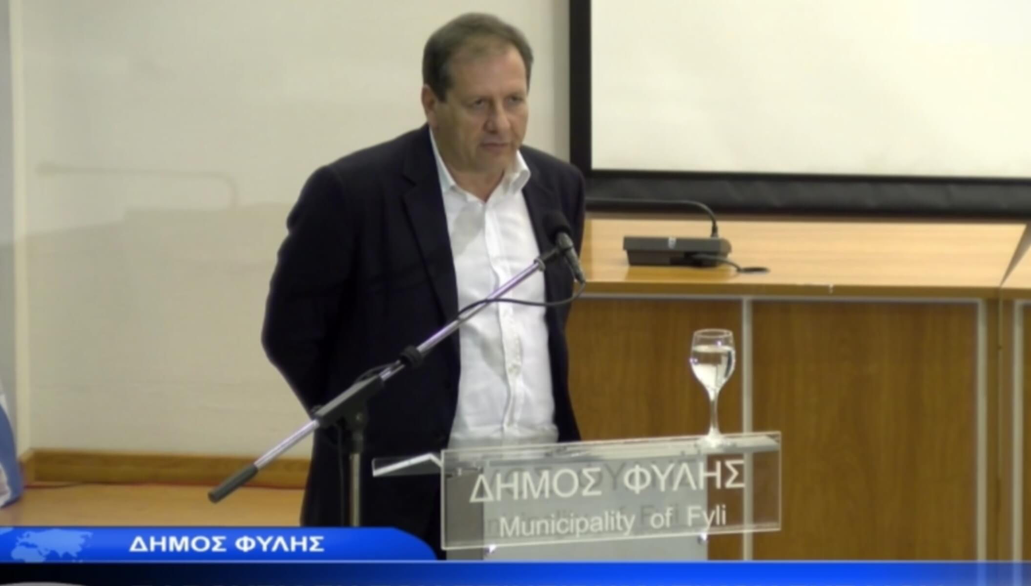 """Ο Δήμος Φυλής παρουσίασε τη """"στέγη"""" της ΑΕΚ! Αποκάλυψη από Αγγελόπουλο"""