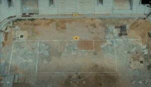 Γήπεδο ΑΕΚ: Οριοθετήθηκε ο αγωνιστικός χώρος της «Αγιά – Σοφιάς»! pic