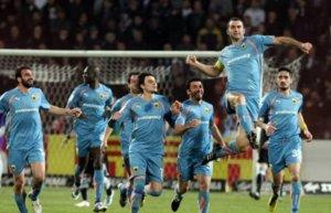 «Οι διπλοί ημιτελικοί Κυπέλλου της ΑΕΚ»