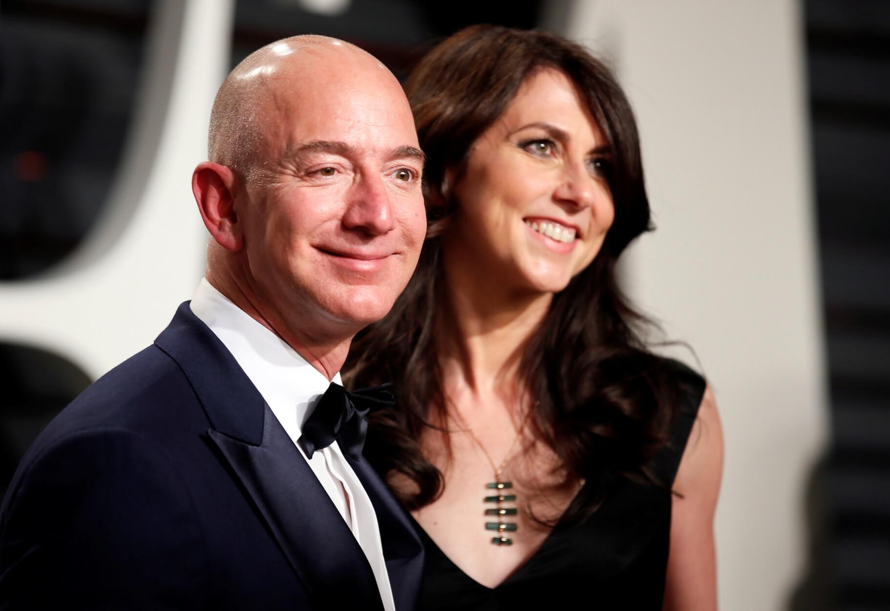 Τζεφ Μπέζος: Κρατάει τα ηνία της Amazon μετά το διαζύγιο!