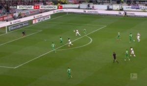 Με γκολάρα του Δώνη η νίκη της Στουτγκάρδης! video