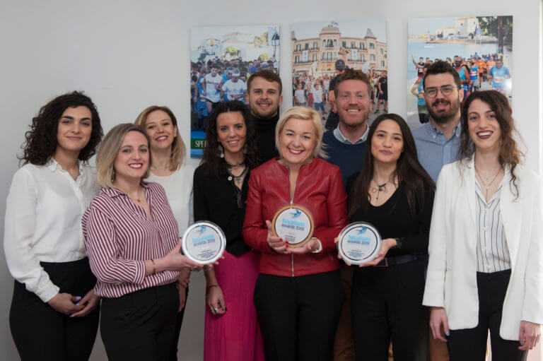 Οι κορυφαίοι επιβραβεύονται: Θρίαμβος του Spetses Mini Marathon στα Τourism Awards 2019