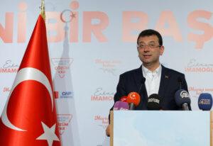 Τουρκία: Ο Ιμάμογλου περιμένει την επίσημη ανακοίνωση του Ανωτάτου Εκλογικού Συμβουλίου