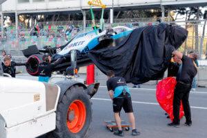 F1: Κούμπιτσα και Λεκλέρκ «στούκαραν» στην ίδια στροφή! videos