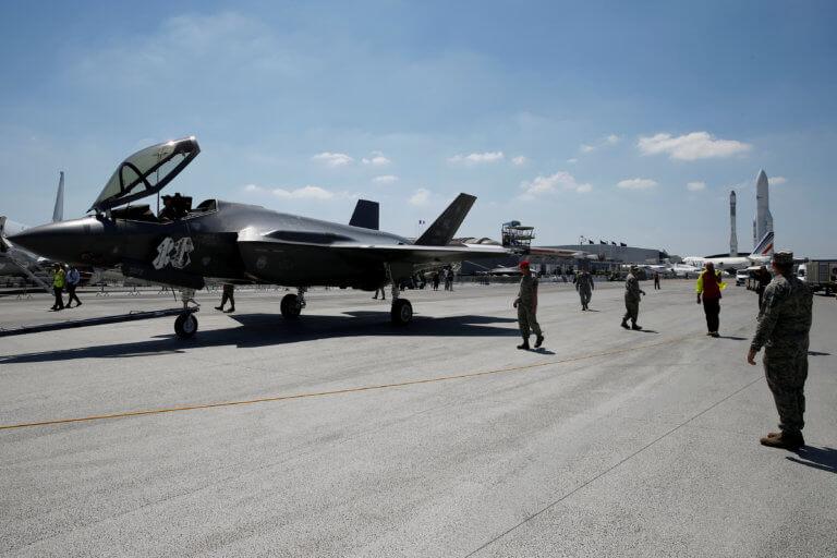 """Οι ΗΠΑ θέλουν να πωλήσουν F-35 στην Ελλάδα για να… μπουν στο """"μάτι"""" της Τουρκίας"""