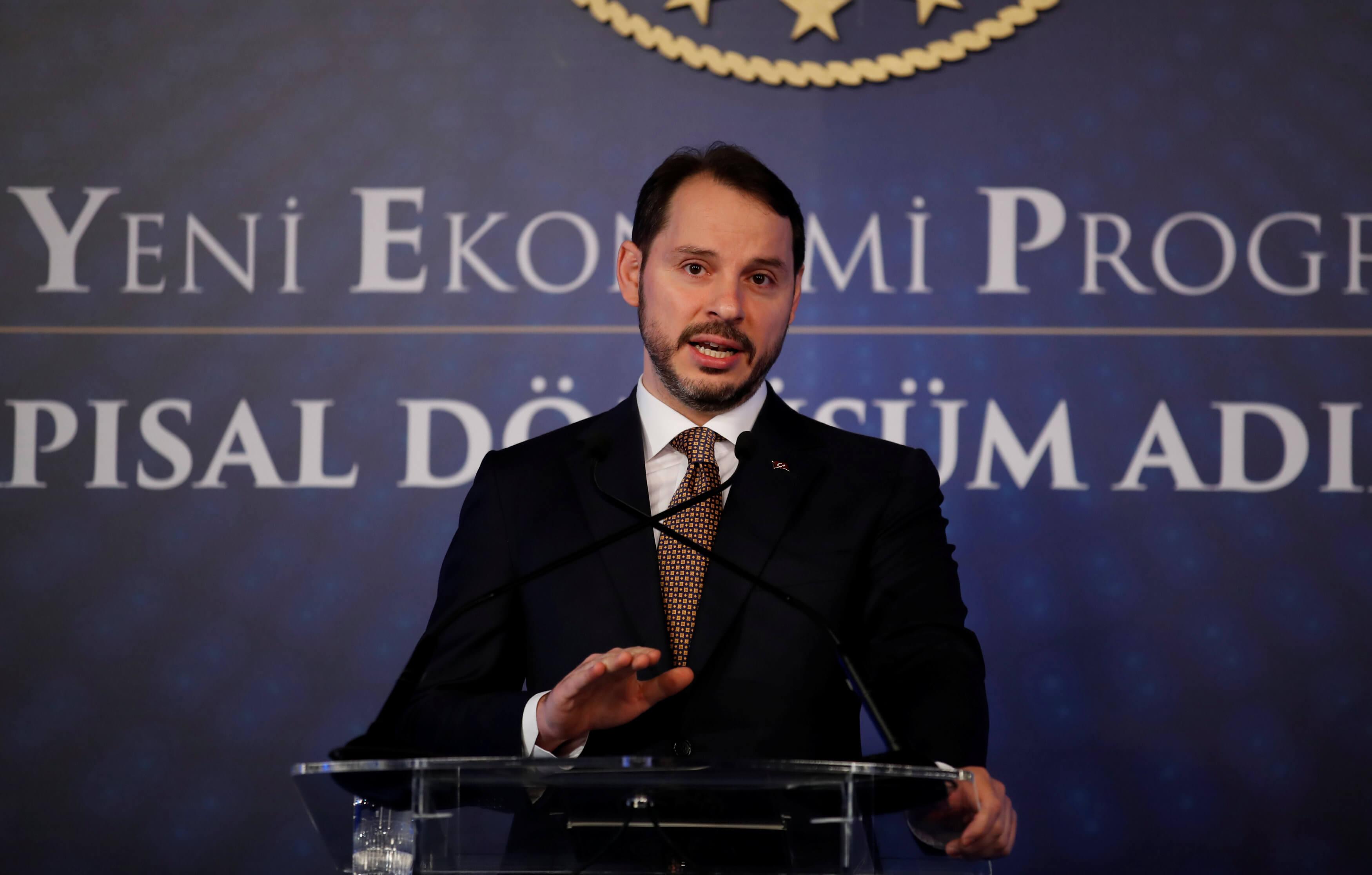 Μπεράτ Αλμπαϊράκ: Παραιτήθηκε ο υπουργός Οικονομικών της Τουρκίας και γαμπρός του Ερντογάν