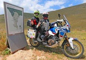 Οδοιπορικό με μηχανή για πατέρα και γιο 4000 χιλιομέτρων