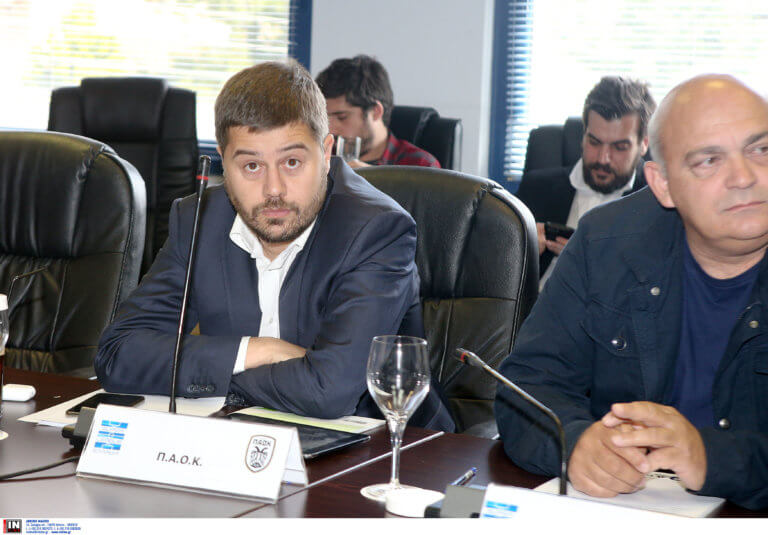 Γκαγκάτσης: «Ιστορική σύμπραξη του πάλαι ποτέ ΠΟΚ! Συμπλεγματικά σύνδρομα ο Καραπαπάς»