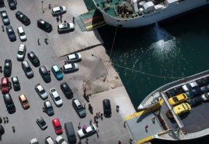 Πάσχα 2019: Απίστευτα πλάνα από drone στο λιμάνι της Ηγουμενίτσας! video