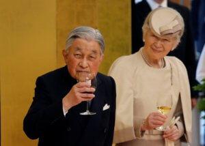 Ιαπωνία: Το αχώριστο ζευγάρι που έφερε την ειρηνική επανάσταση στη χώρα!