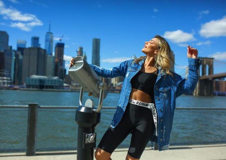 Ζοζεφίν: Νέες φωτογραφίες από το μαγευτικό ταξίδι της στη Νέα Υόρκη!
