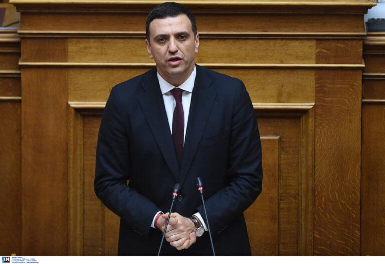 Κικίλιας: Ο Τσίπρας δεν μπορεί να πάει στη Μακεδονία αλλά πάει στα Σκόπια