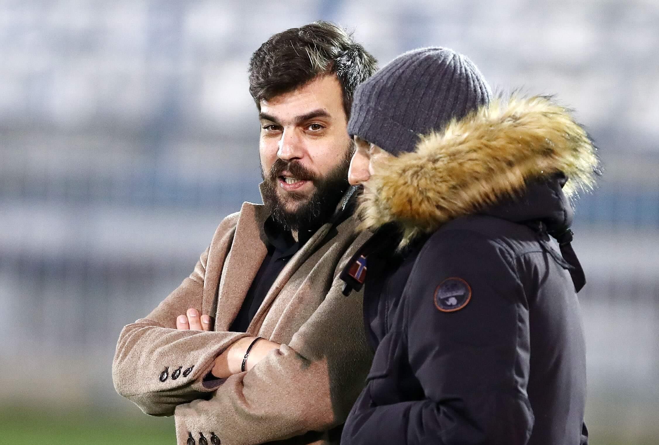 """ΠΑΟΚ – Κυριάκος: """"Ας πάρουμε φέτος το πρωτάθλημα κανονικά και με απονομή"""""""