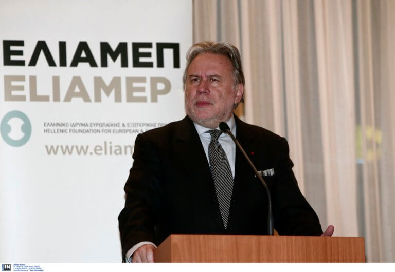 Κατρούγκαλος – ΝΑΤΟ: Η Ελλάδα εξάγει σταθερότητα – Τί είπε ο Ντιμιτρόφ!