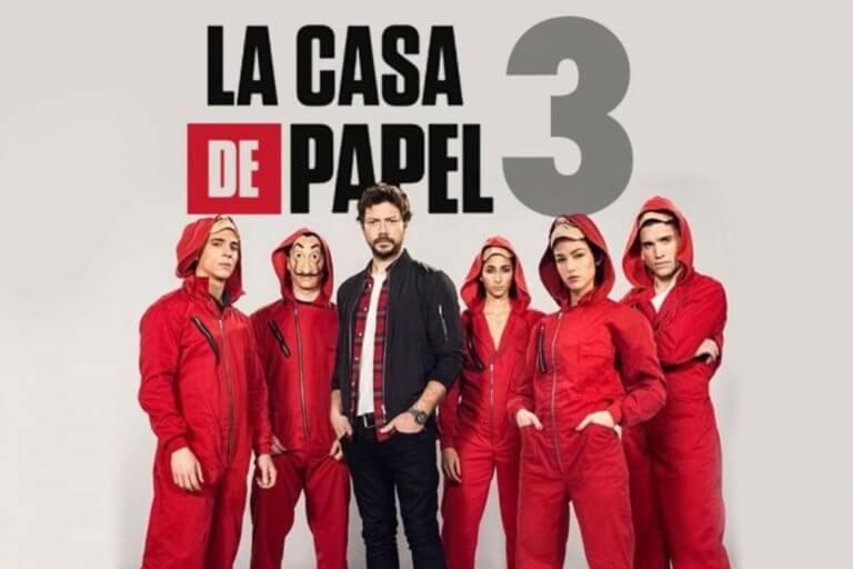 La Casa de Papel 3: Πότε έρχεται! Δεν είναι πρωταπριλιάτικο αστείο