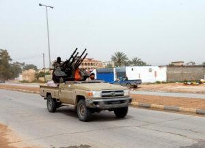 Λιβύη: ΟΗΕ και G7 πιέζουν για να σταματήσουν οι εχθροπραξίες στην Τρίπολη