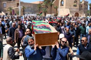 Λιβυή: Πάνω 200 οι νεκροί από τις συγκρούσεις στην Τρίπολη