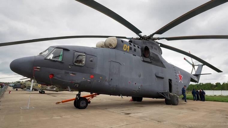 Μi-26: Τα πιο «βαρβάτα» ελικόπτερα του κόσμου ανληκαν στην ΕΣΣΔ και λειτουργούν ακόμα [pics]
