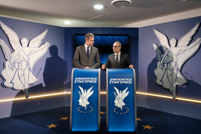 Μητσοτάκης: Ν' ακολουθήσουμε το παράδειγμα της Κύπρου με ανασυγκρότηση της μεσαίας τάξης