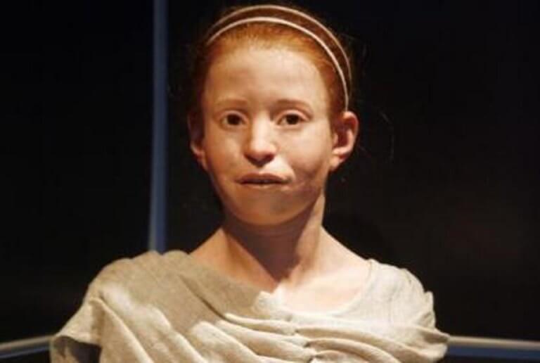 Μύρτις: Το κορίτσι, που πέθανε 2500 χρόνια πριν, «πάει» σχολείο!