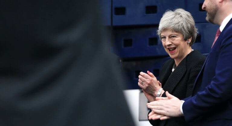 Brexit: Ξεπαγώνουν οι συνομιλίες Βρετανίας – Βόρειας Ιρλανδίας